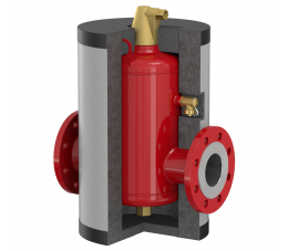 Flamco izolacja termiczna Flamcovent DN125 IsoPlus