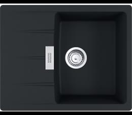 Franke zlewozmywak Centro CNG 611-62 Fragranit+ czarny mat