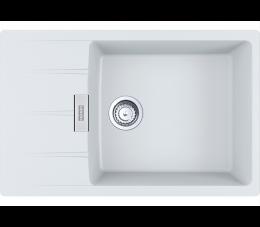 Franke zlewozmywak Centro CNG 611-78 XL Fragranit+ biały polarny