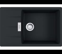 Franke zlewozmywak Centro CNG 611-78 XL Fragranit+ czarny mat