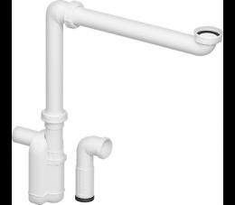 Viega syfon oszczędzający przestrzeń G1¼, DN32