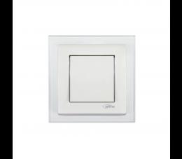 USTM gniazdo ssące Asko Plus, kolor: biały