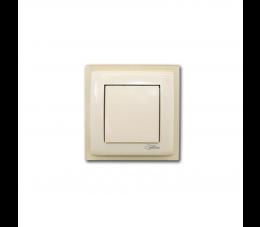 USTM gniazdo ssące Asko Plus, kolor: kremowy