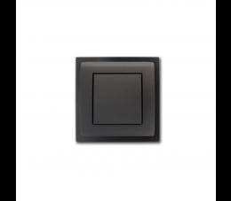 USTM gniazdo ssące Asko Plus, kolor: czarny