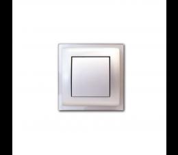 USTM gniazdo ssące Asko Plus, kolor: srebrny