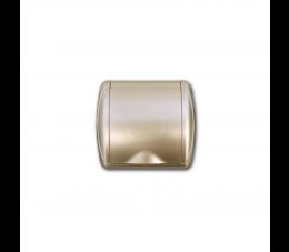 USTM gniazdo ssące Due, kolor: szampański