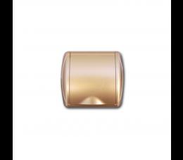USTM gniazdo ssące Due, kolor: złoty