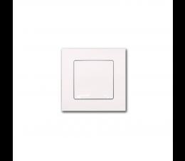 USTM gniazdo ssące Deco, kolor: biały