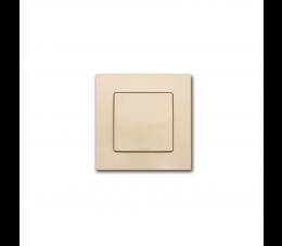 USTM gniazdo ssące Deco, kolor: kremowy
