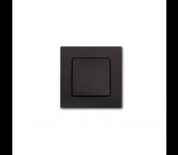 USTM gniazdo ssące Deco, kolor: czarny