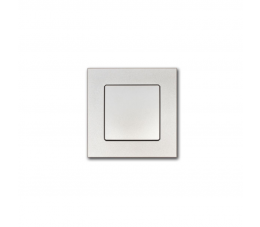 USTM gniazdo ssące Deco, kolor: srebrny