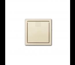 USTM gniazdo wyrzutowe, kolor: kremowy