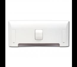 USTM szufelka automatyczna Uno, kolor: biały