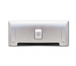 USTM szufelka automatyczna Uno, kolor: srebrny