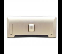 USTM szufelka automatyczna Uno, kolor: szampański