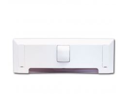 USTM szufelka automatyczna Due, kolor: biały