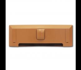 USTM szufelka automatyczna Due, kolor: jasny brąz