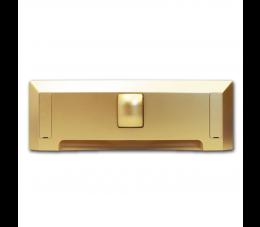USTM szufelka automatyczna Due, kolor: złoty