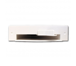 USTM szufelka automatyczna Eco, kolor: biały