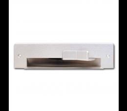 USTM szufelka automatyczna Eco, kolor: srebrny