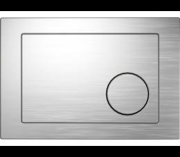 Cersanit przycisk spłukujący Link chrom/mat WYPRZEDAŻ