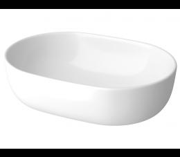 Cersanit Moduo umywalka nablatowa owalna 50 cm