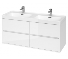 Cersanit Crea szafka podumywalkowa 120 cm, biała