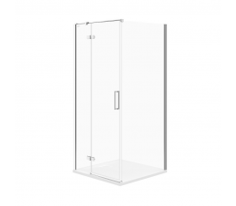 Cersanit Jota kabina prysznicowa narożna 90 cm x 90 cm, lewa