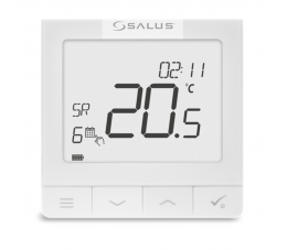 SALUS Controls OpenTherm podtynkowy regulator temperatury, 230V