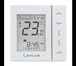 SALUS Controls podtynkowy, bezprzewodowy, cyfrowy regulator temperatury 230V