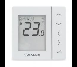 SALUS Controls Expert NSB podtynkowy, przewodowy, cyfrowy regulator temperatury - dobowy