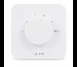 SALUS Controls Expert HTR natynkowy, przewodowy, elektroniczny regulator temperatury - dobowy