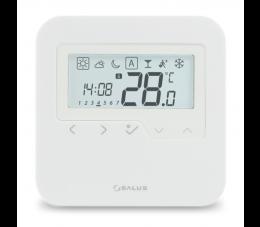 SALUS Controls Smart Home natynkowy, bezprzewodowy, cyfrowy regulator temperatury - tygodniowy