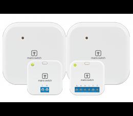 SALUS Controls Main Switch zestaw do sterowania bezprzewodowego