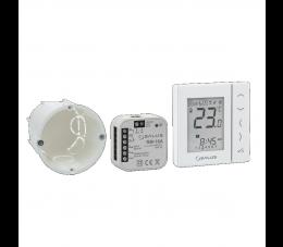 SALUS Controls podtynkowy, przewodowy, cyfrowy regulator temperatury