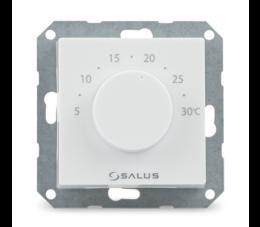 SALUS Controls podtynkowy przewodowy, podtynkowy, elektroniczny regulator temperatury - dobowy
