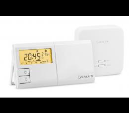 SALUS Controls elektroniczny bezprzewodowy regulator temperatury - tygodniowy
