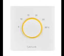 SALUS Controls natynkowy, przewodowy, elektroniczny regulator temperatury - dobowy