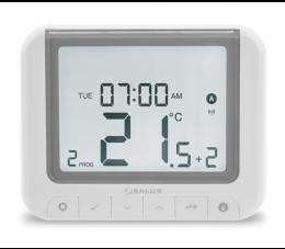 SALUS Controls bezprzewodowy, natynkowy regulator temperatury, OpenTherm - tygodniowy