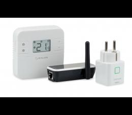 SALUS Controls internetowy, bezprzewodowy regulator temperatury