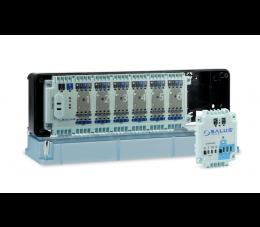 SALUS Controls przewodowa listwa sterująca 6 stref, 230V z modułem pompowym