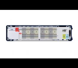 SALUS Controls przewodowa listwa sterująca 8 stref, 24V