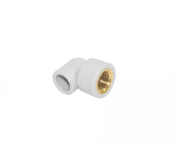 Vesbo kolanko PP 90° z GW mosiężnym 32 mm x 1