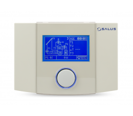 SALUS Controls regulator do kolektorów solarnych