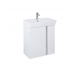 Elita Skye zestaw szafka + umywalka 60 cm, biały