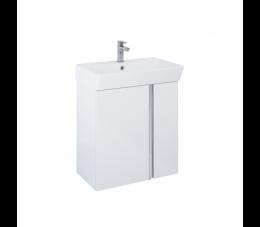 Elita Skye zestaw szafka + umywalka 50 cm, biały