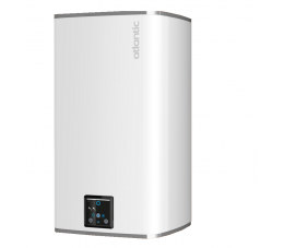 Atlantic pojemnościowy ogrzewacz wody Cube WiFi 75l, srebrny