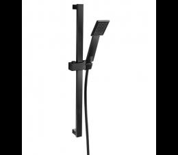 Ferro Sinus zestaw natryskowy przesuwny, kolor czarny