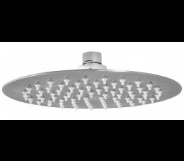 Ferro Slim - głowica talerzowa deszczowni 200, kolor chrom