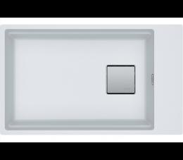 Franke zlewozmywak Kanon KNG 110-62 Fragranit+, biały polarny